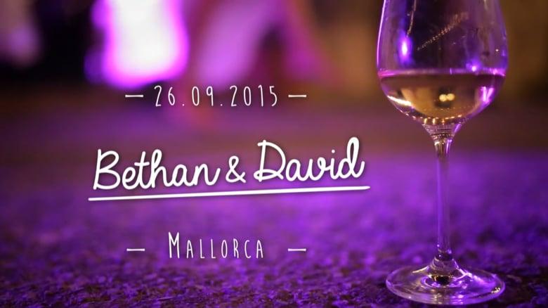 Trailer Bethan & David