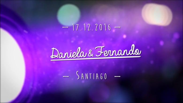 Trailer Daniela & Fernando