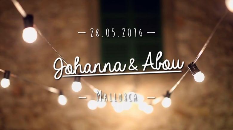 Trailer Johanna & Abou