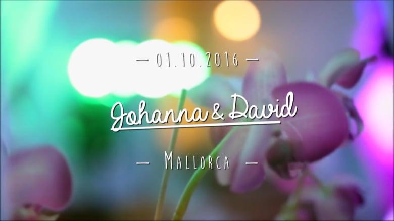 Trailer Johanna & David