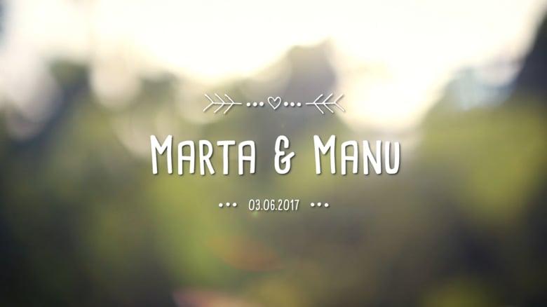 Trailer Marta & Manu