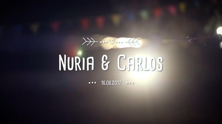 Trailer Nuria & Carlos