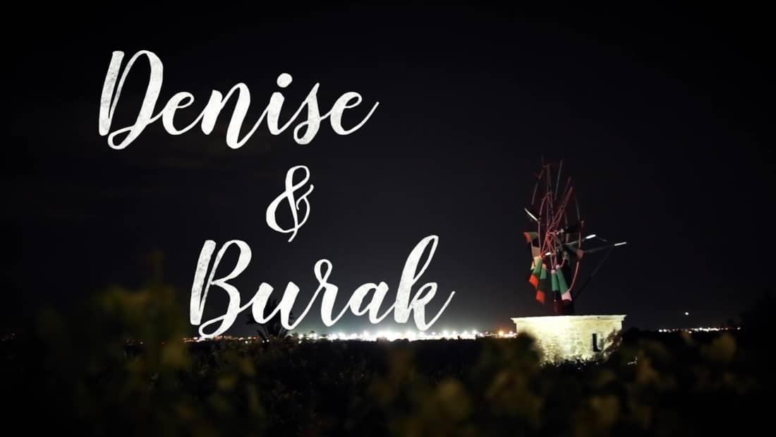 Denise & Burak