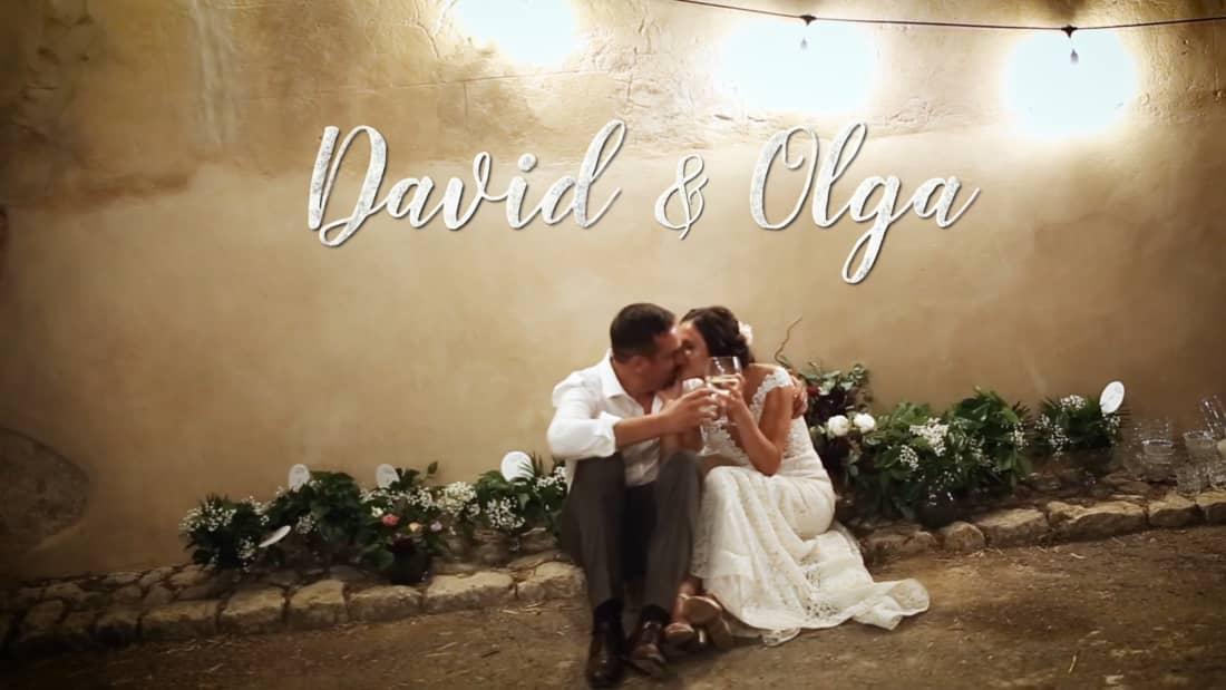 Olga & David
